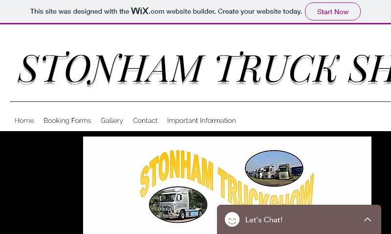 stonhamtruckshow.com
