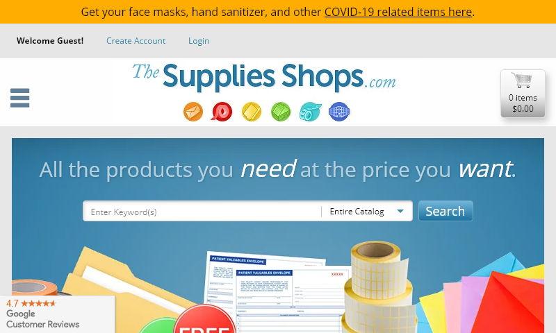 supplieshops.com