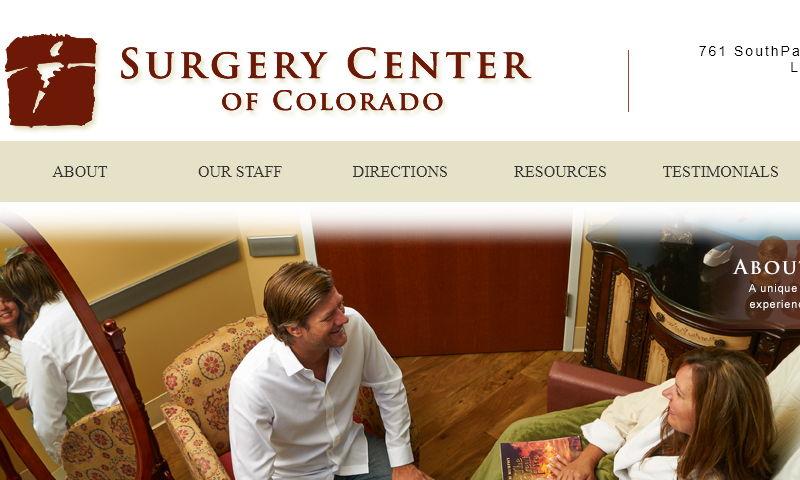 surgerycenterofcolorado.com