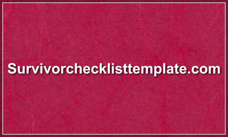 survivorchecklisttemplate.com.jpg