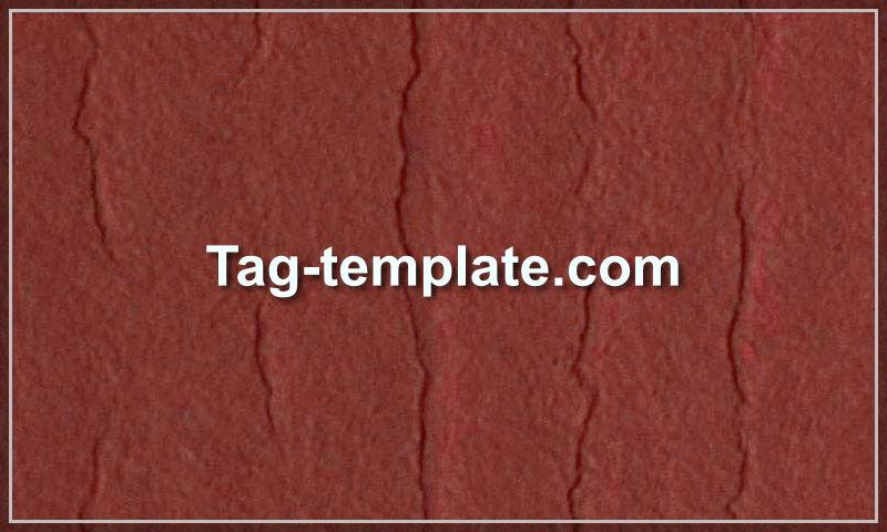 tag-template.com