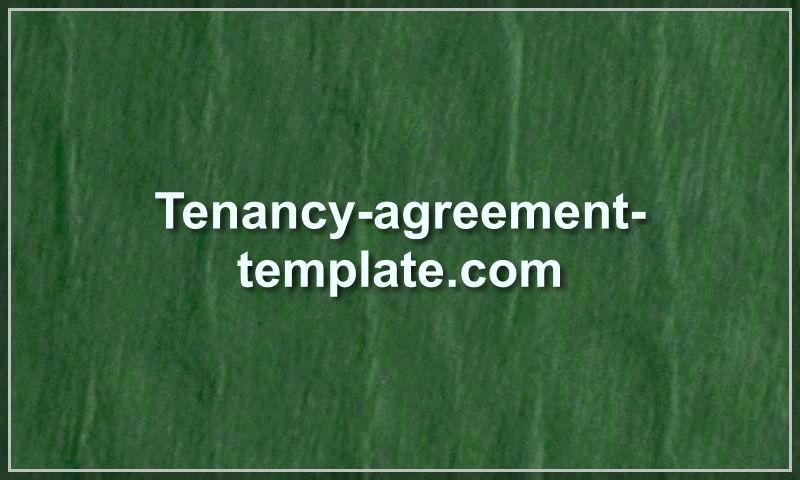 tenancy-agreement-template.com