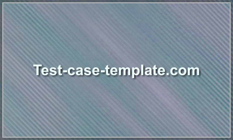 www.test-case-template.com