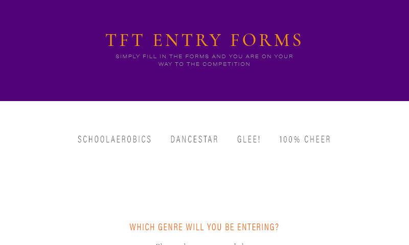 tftentryforms.com