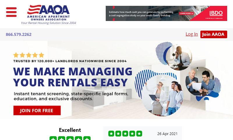 theaaoa.com