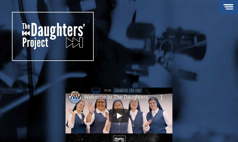 thedaughtersproject.com