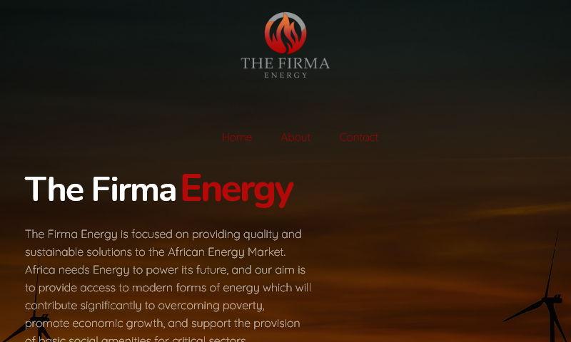 www.thefirmaenergy.com