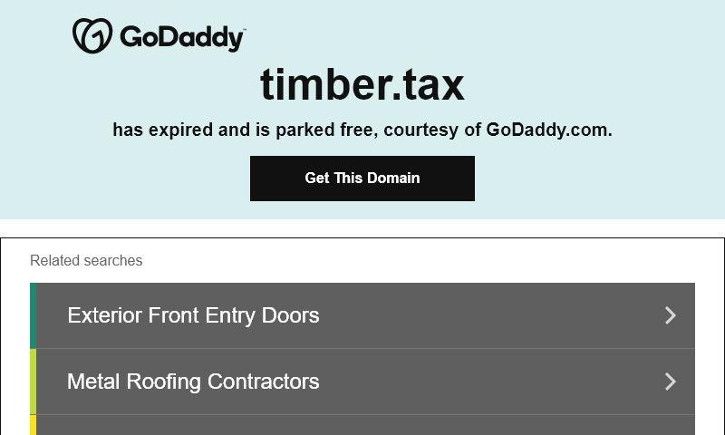 timber.tax