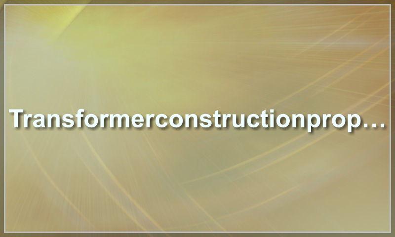 transformerconstructionproposal.com