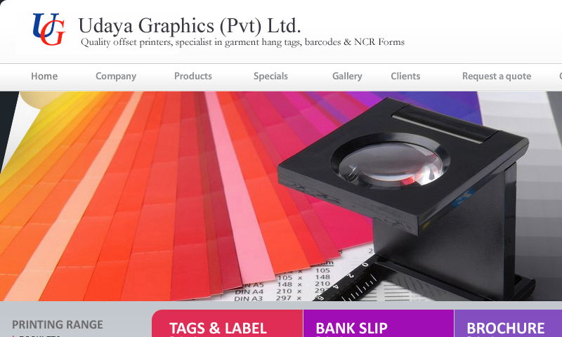 udayagraphics.com