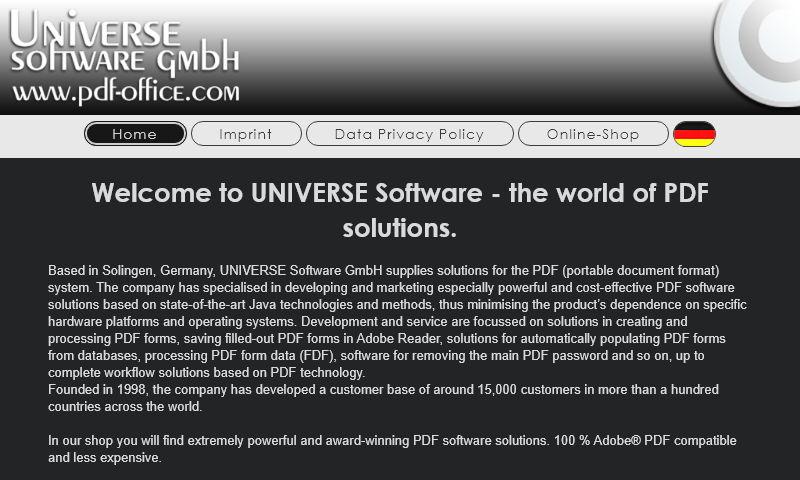 universe-software.biz