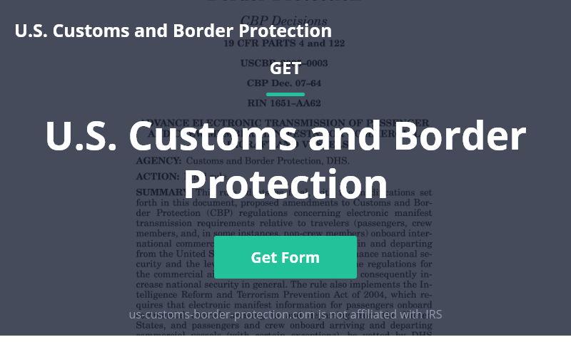 us-customs-border-protection.com