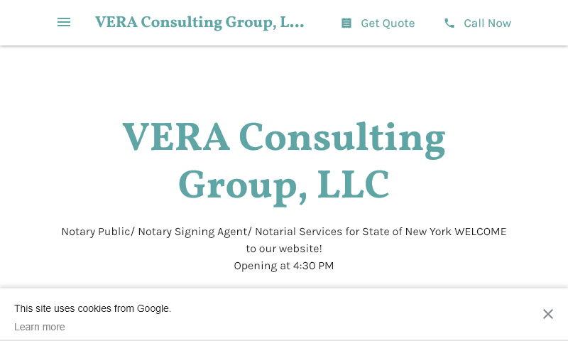 veraconsultinggroupllc.com