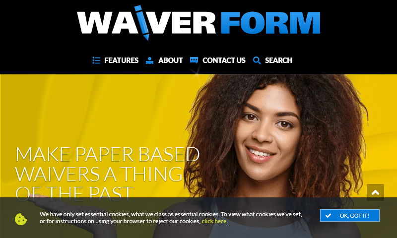 waiverform.co.uk