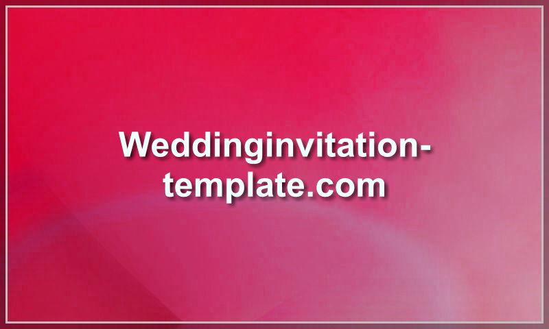 weddinginvitation-template.com