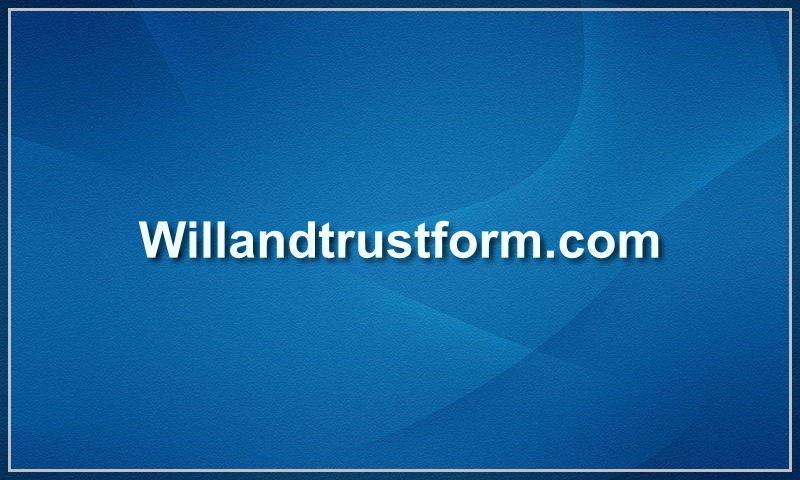 willandtrustform.com