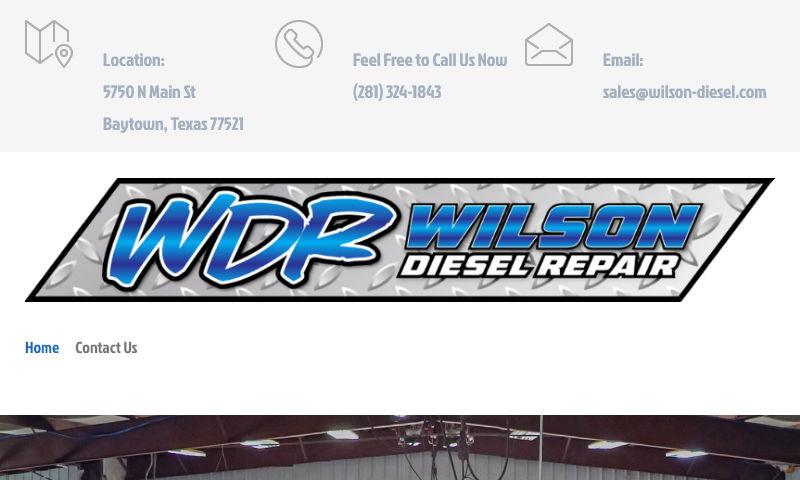 wilson-diesel.com