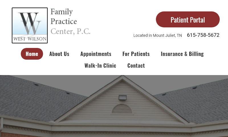 wwfamilypractice.com