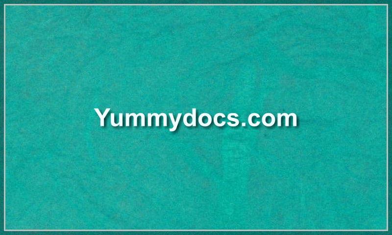 yummydocs.com